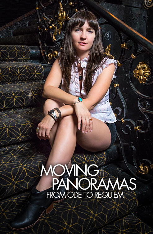 Moving Panoramas | Leslie Sisson