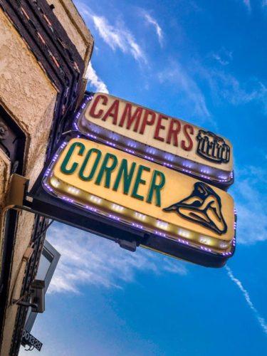 Campers Corner