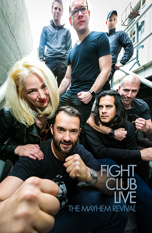 Fight Club Live: The Mayhem Revival
