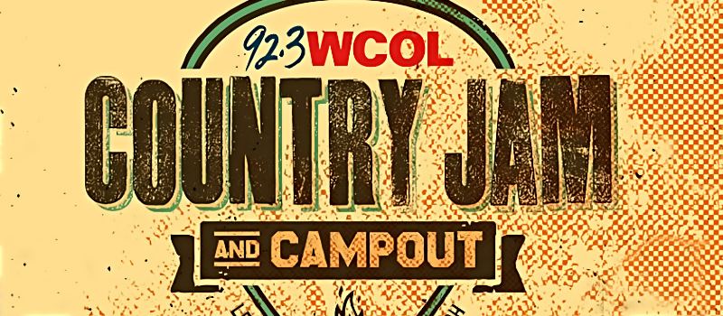 This Labor Day Weekend Some Of The Industrys Hottest Country And Honky Tonk Talent Will Take Stage During 923 WCOLs Jam Campout