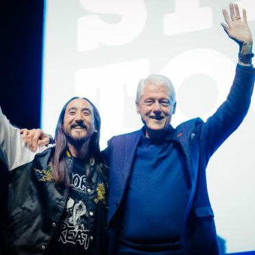 Aoki & Bill Clinton | Get Out The Vote | 0168